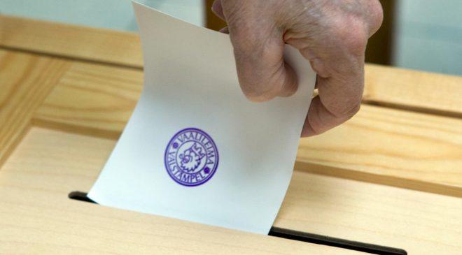 Yerel seçimlerde Ankara ve Alanya'da oy kullanılabilecek