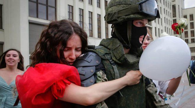 Lukaşenko; yaşananlar dış güçlerin oyunu, baskılara boyun eğilirse Belarus'un varlığı sona erecektir
