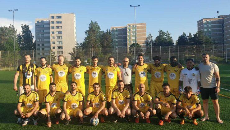 FC Anatolian Kotkat, Anadolu Kartalları ikinci maçını da 7-0 aldı
