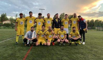 FC Anatolian Kotkat, Anadolu Kartalları lige hızlı başladı