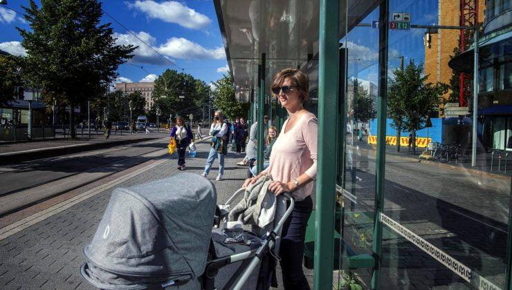 HSL bebek arabalı yolculardan da ücret almayı planlıyor