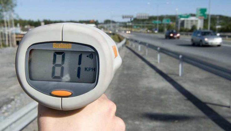 Finlandiya'da Hız Kontrolleri Arttırılıyor