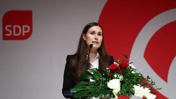 SON DAKİKA! Sanna Marin Sosyal Demokrat Parti başkanlığına seçildi