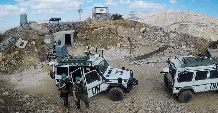 Lübnan'da görev yapan Fin Barış Gücü askerlerine silahlı saldırı