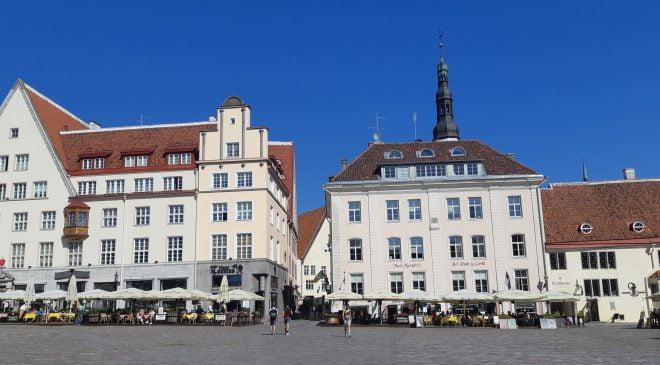 Tallinn ve çevresi için ciddi karantina tedbirleri alındı