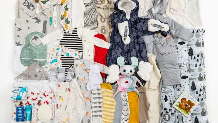 KELA Tarafından Verilen Bebek Yardım Kolilerinde Değişikliğe Gidiliyor
