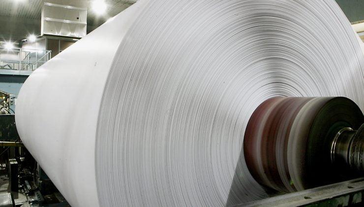 Finlandiya'nın son kağıt fabrikası da koronaya yenik düştü