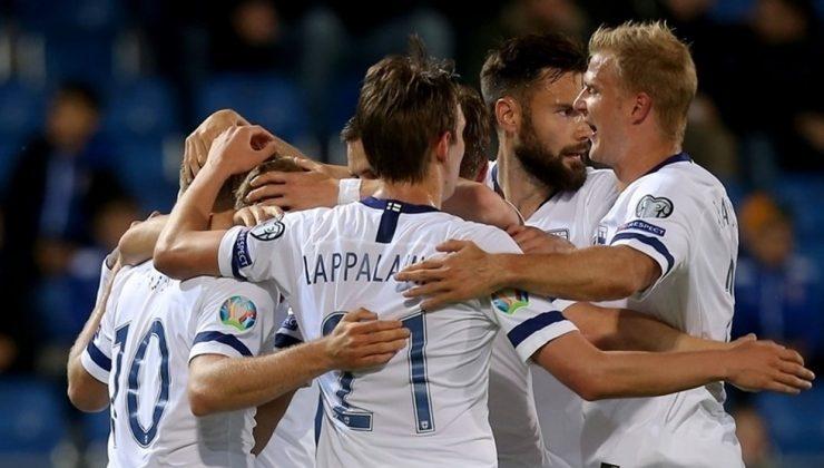 Finlandiya FIFA sıralamasında iki basamak yükseldi