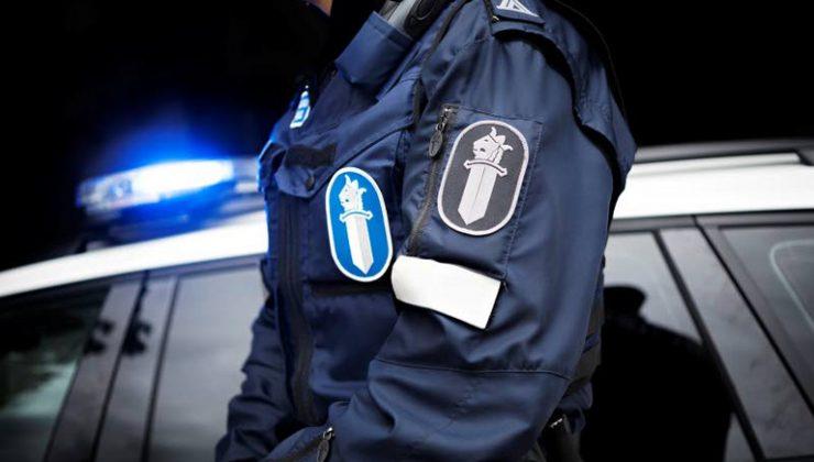 Espoo'daki patlamada 2 polis yaralandı