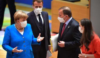 AB liderleri 750 milyar euroluk 'Korona paketinde' anlaşamadı