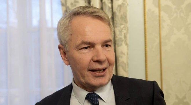 Dışişleri Bakanı Haavisto; İsveç'e seyahat için henüz erken