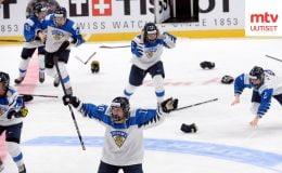 Finlandiya Hokey Milli Takımı, Dünya Şampiyonası'nda üçüncü oldu