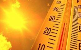 Hava sıcakları ülke genelinde artacak, termometreler 30 derecenin üstünü gösterecek
