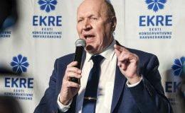 Estonya İçişleri Bakanı, Joe Biden'a ağır sözler söyledi ve istifa etti