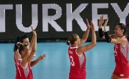 Türkiye A Milli Voleybol Takımı Finlandiya'yı 3-2 Mağlup Etti