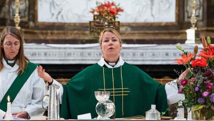 Dünyada bir ilk: İsveç'te rahibelerin sayısı rahipleri geçti