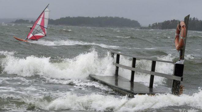 Şiddetli fırtına ülkeyi etkisi altına alacak
