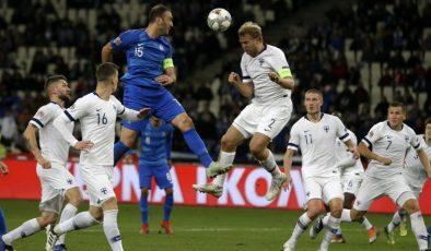 Finlandiya, Dünya Kupası ikinci eleme maçında da galip gelemedi