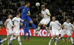 Finlandiya Son Maçında Yunanistan'a 2-1 Yenildi