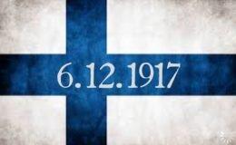 Finlandiya Bağımsızlık Gününü Kutluyor