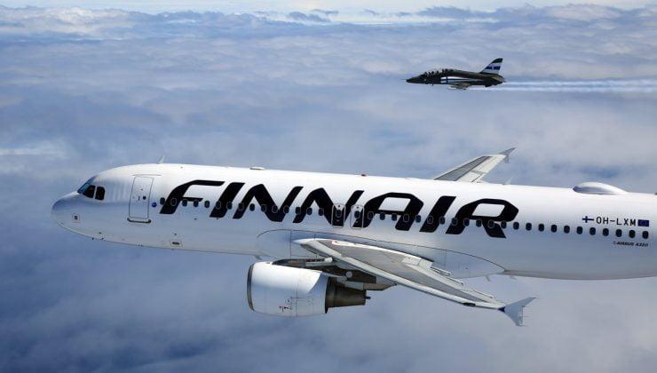 Finnair uçuş noktalarının sayısını düşürüyor