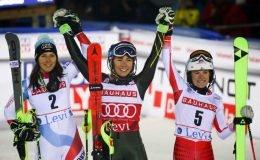 Alp Disiplini Dünya Kayak Kupası Bu Hafta Sonu Levi'de Başladı