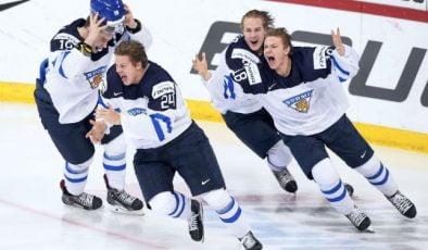 Finlandiya Milli Takımı 2019 Dünya Hokey Kupası'nda Fransa'yı Yendi.