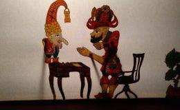 Misal Art Puppet, Karagöz ve Hacivatı Finlerle buluşturuyor