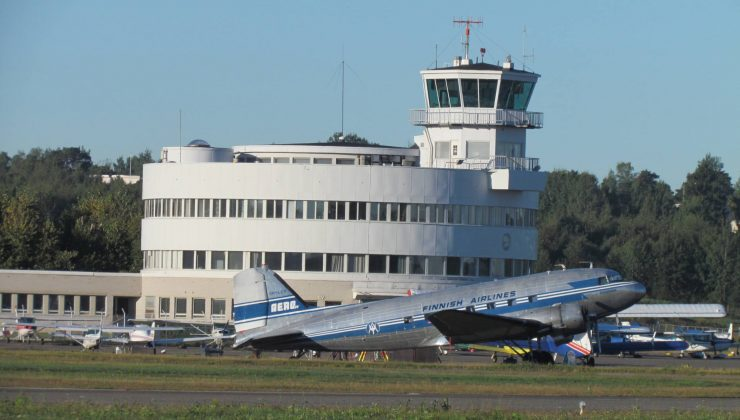 Helsinki Malmi Havalimanı kapatılıyor, yerine konut yapılması planlanıyor