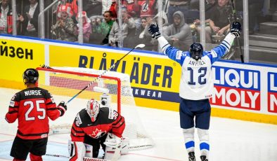 Finlandiya Dünya Hokey Şampiyonu!