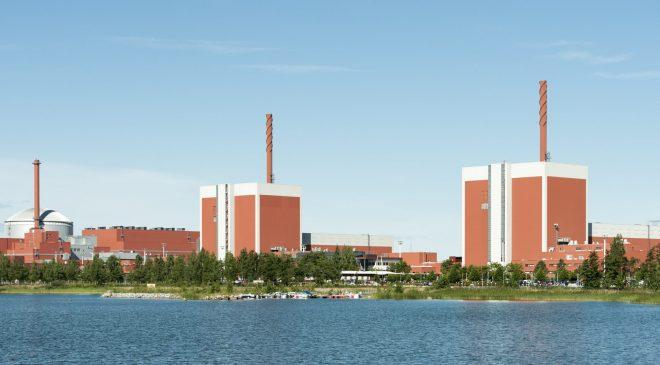 Olkiluoto nükleer santralinde radyasyon sızıntısı meydana geldi