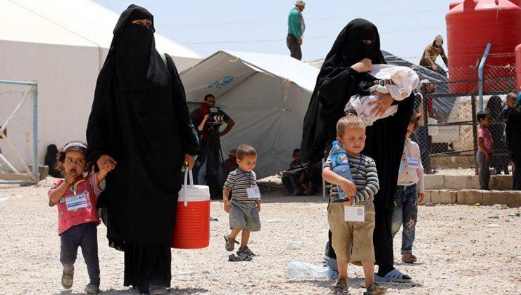 Finlandiya IŞİD militanlarının eş ve çocuklarını Suriye'den getirdi