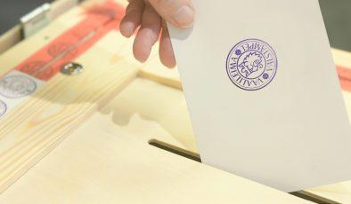 Yerel seçimler Türkiyeli adaylar listesi