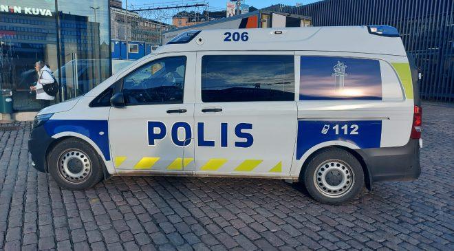 Hämeenlinna'da silahlı çatışma