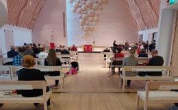 Finlerin kiliseye ilgisi azalıyor