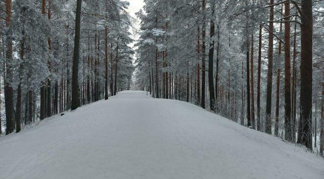 Hafta sonu Finlandiya'yı soğuk ve sonra da karlı bir hava bekliyor