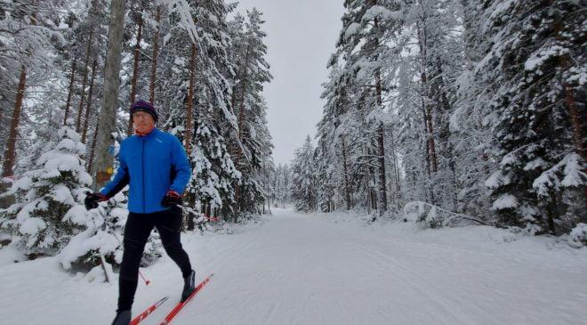 Kış aylarında orman içi yollarda yürümeniz yasak olabilir
