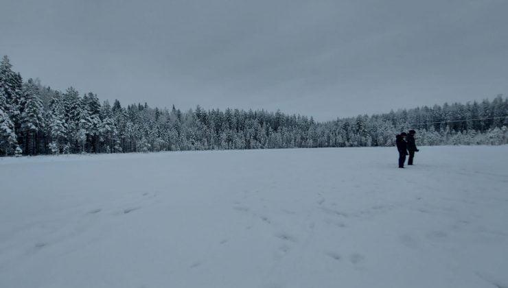 Yetkililer donmuş deniz ve göllerin üzerinde yürünmemesi hususunda uyarıda bulundu