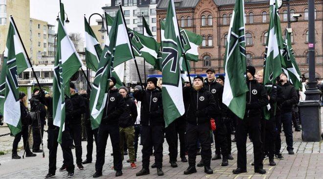 Aşırı sağcı Neo Nazi Kuzey Direniş Hareketi tasfiye ediliyor