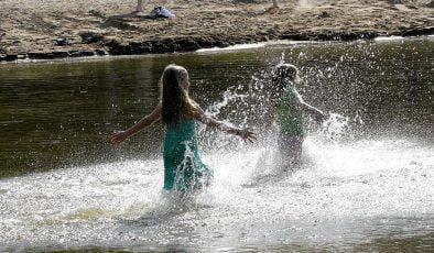 Finlandiya'da hava sıcaklığı artıyor