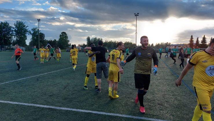 FC Anatolian Kotkat yenilgisiz yoluna devam ediyor