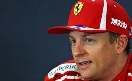 """Kimi Räikkönen, """"İçmek Spordan Daha Güvenli"""""""