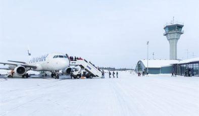 Laponya'da Noel Turizmi Sezonu Başlıyor