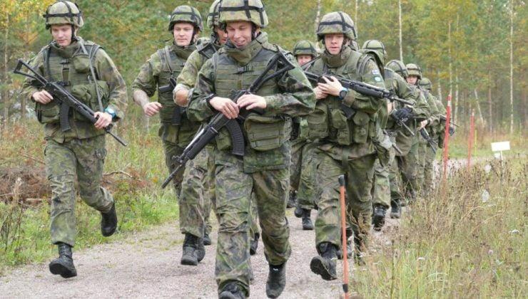 Yurt dışında görev yapan Fin askerlerinin ekonomik şartları iyileştirilecek