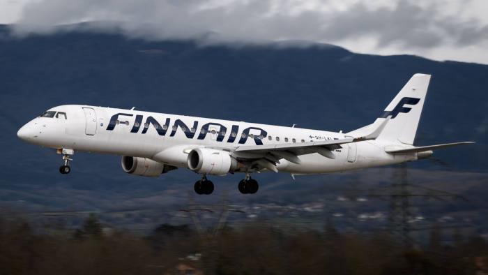 Finnair'e virüs darbesi; kayıp 100 milyon Euro