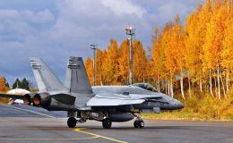 "Finlandiya Hava Kuvvetlerinin ""Ruska 19"" Tatbikatı Başladı"