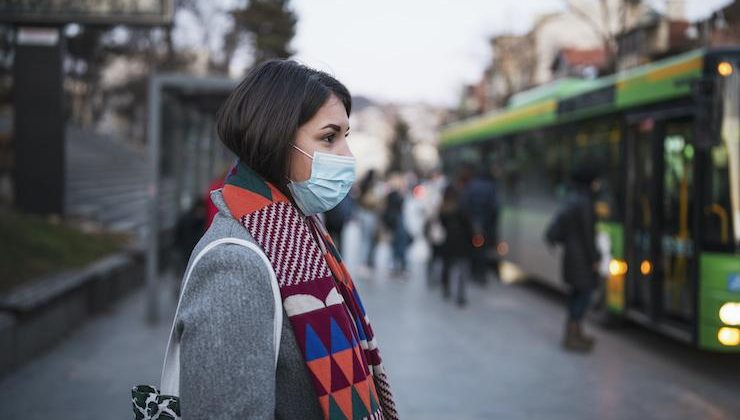 Finlandiya'nın Turku şehrinde maske kullanımı başlıyor