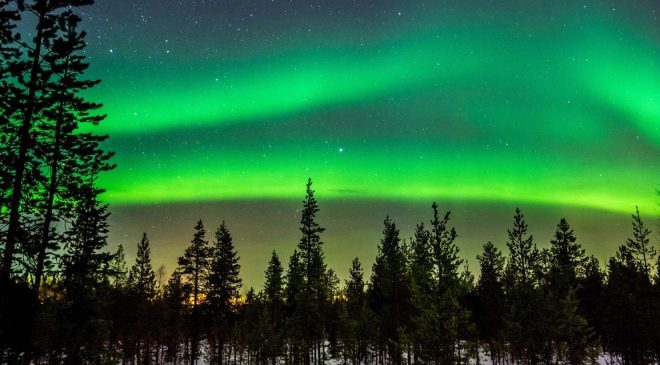 Kuzey ışıkları şölenine hazır mısınız, bu harika doğa olayını kaçırmayın