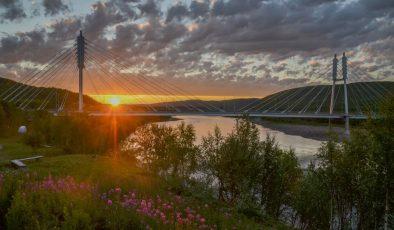 Finlandiya'da 70 gün sürecek olan Yötön Yö (Gecesiz geceler) başladı