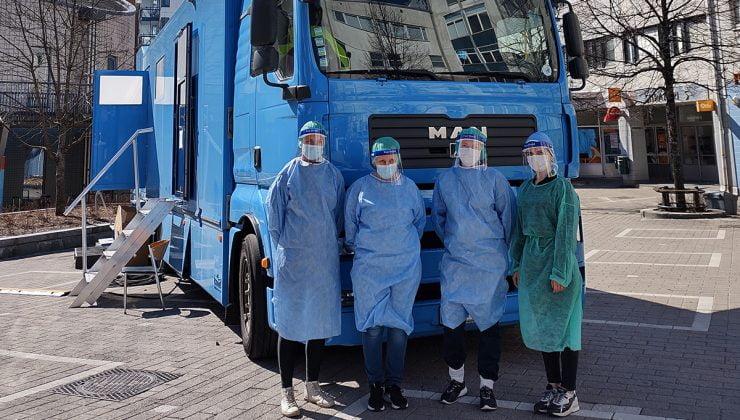 Yurtdışına seyahat edecekler için ücretsiz koronavirüs testi